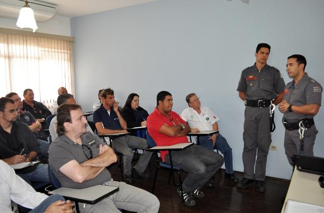 Salto:Novo comandante do Corpo de Bombeiros de Salto foi apresentado na 9ª Assembleia Ordinária do PAM