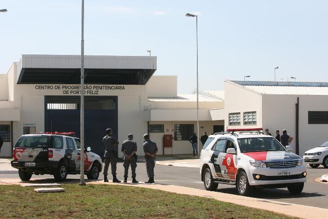 Presídio é inaugurado em Porto Feliz