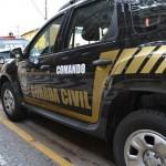 Capivari:Guarda apreende moto com placa adulterada