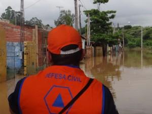 Elaborado pela Defesa Civil, PAI define ações de prevenção e gerenciamento para casos de enchentes