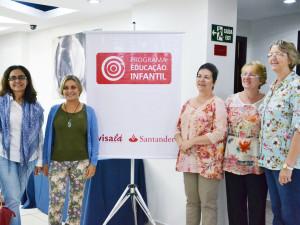 Salto participa do 1º Seminário do Programa Nacional de Educação Infantil