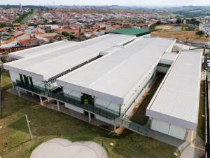"""Prefeitura entrega prédio do CIEP """"Dom Eduardo Koaik"""" neste sábado"""