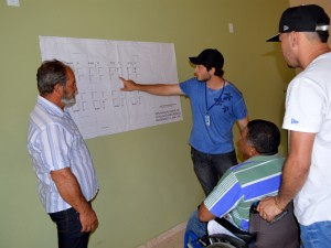"""Em Salto, 160 famílias participam da escolha dos apartamentos do """"Minha Casa, Minha Vida"""""""