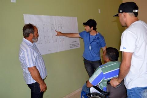 Em Salto, 160 famÃ-lias participam da escolha dos apartamentos do Minha Casa, Minha Vida  (2)