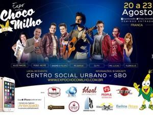 SBO: Centro Social Urbano abre as portas para a sexta edição da Expo Chocomilho