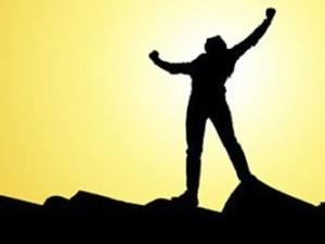 Transformar dor em vitória
