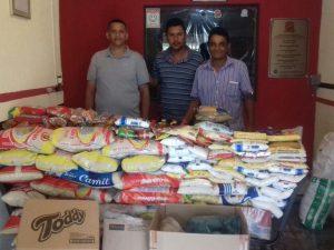 Mombuca: Rádio Ativa arrecada meia tonelada de alimentos para Santa Casa de Capivari
