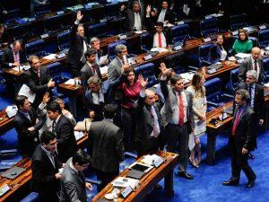 Sessão em Plenário do último dia 9 de novembro
