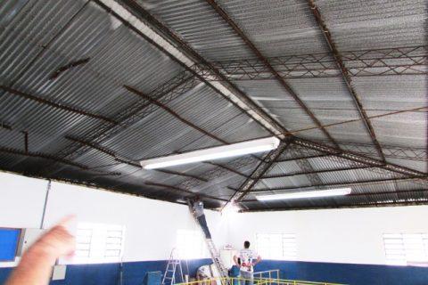 Capivari: ETA I recebe novo telhado