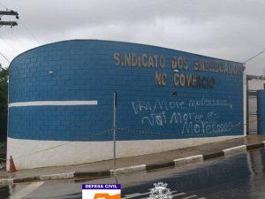 Sede do Sindicato dos trabalhadores no Comercio de Capivari