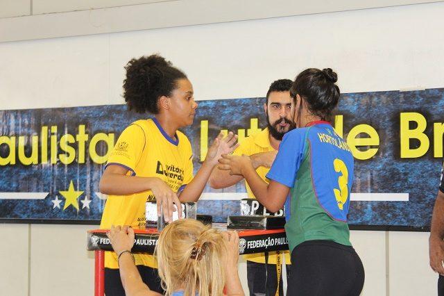 Capivari: Campeonato Paulista de Luta de Braço para Estreantes reúne 140 atletas