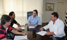Reunião discute a comissão da Santa Casa