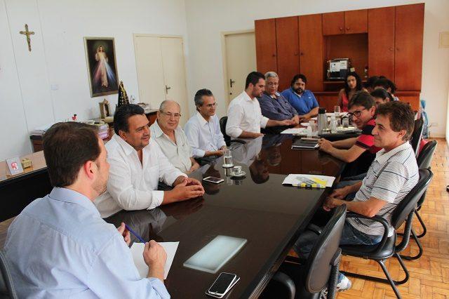 Prefeitos da Região se reúnem para tratar da Santa Casa