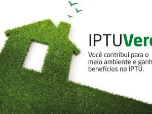 IPTU Verde Capivari: Munícipes têm até o dia 30 de novembro para solicitar benefício