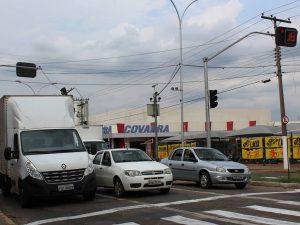 CAPIVARI:Radar instalado na Avenida Pio XII começará a funcionar no dia 10 de novembro